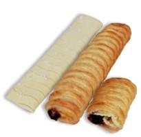 1249371 Senna Blätterteigstange Blueberry Cheesecake