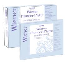Wiener Plunderplatte Karton