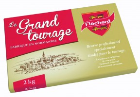 1745343 Flechard Gt Butterplatte 2Kg