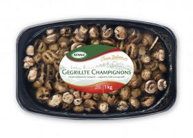 Gegrillte Champignons Gre 4851