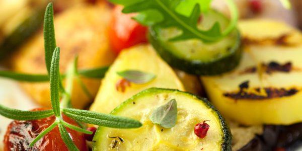 Gemüsevariation Provencale
