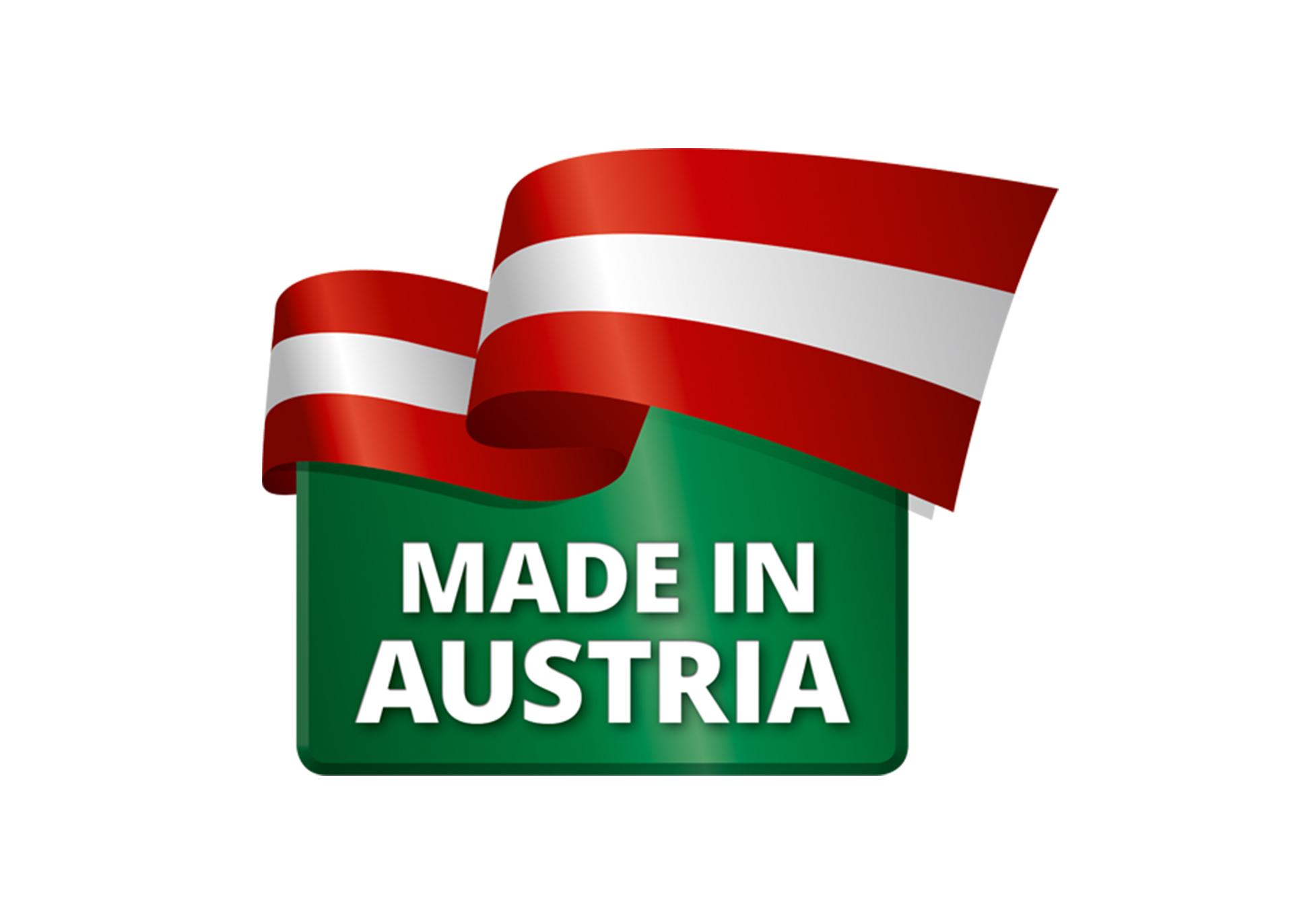 Senna Made In Austria Logo