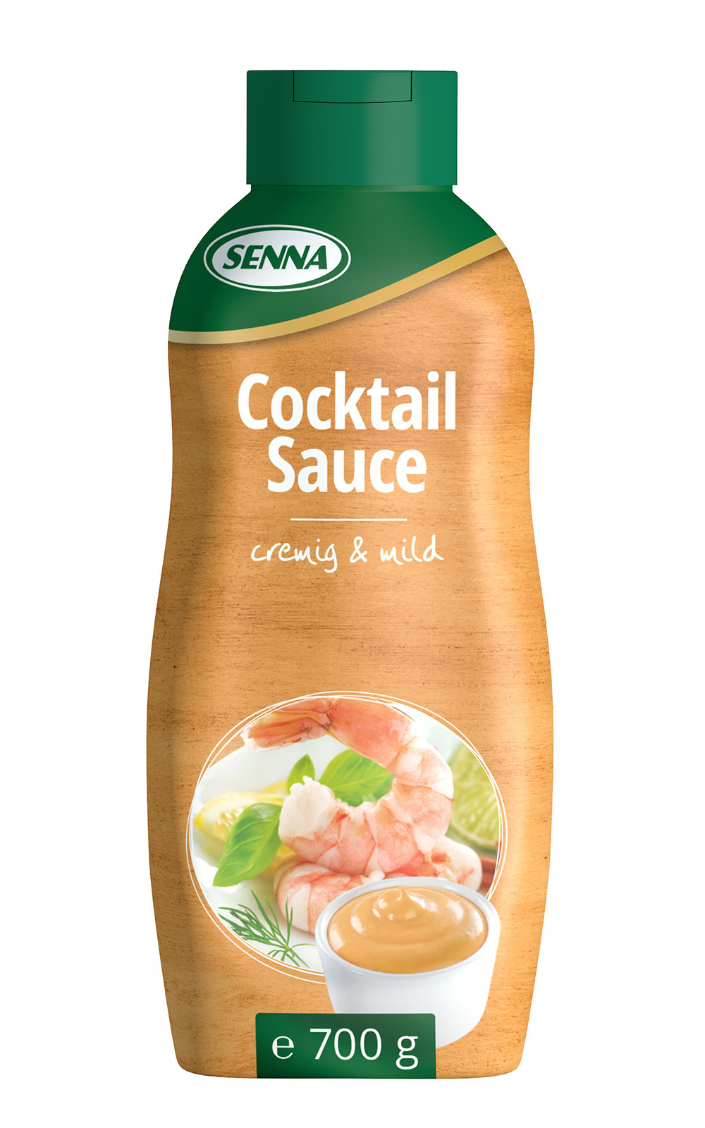 1236227 Senna Cocktailsauce 700G Tube