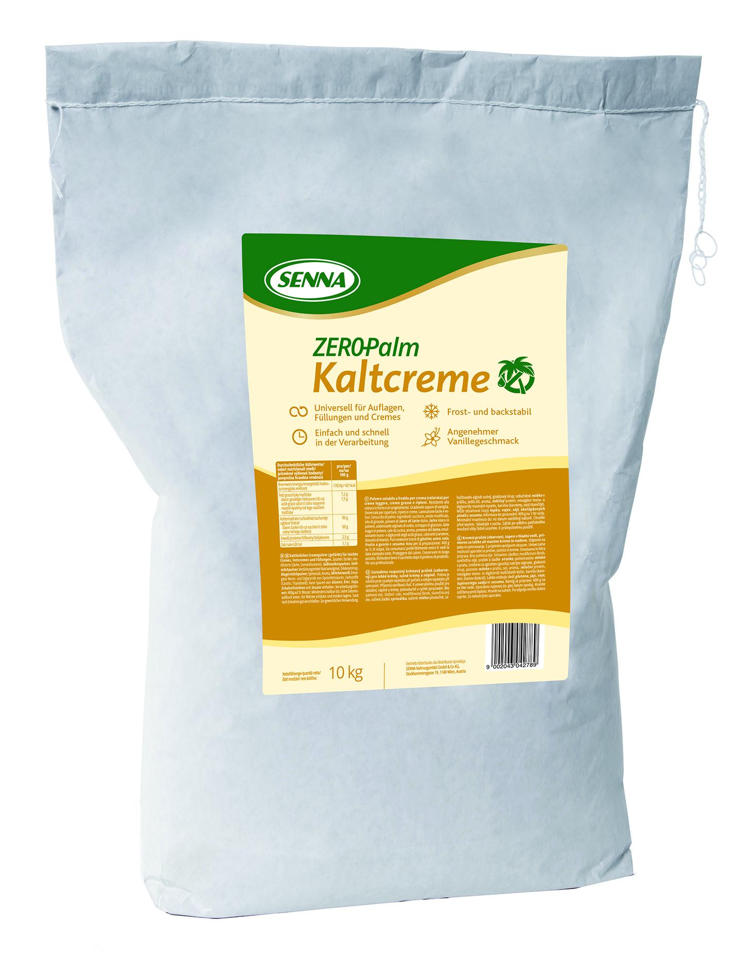 1244212 Senna Kaltcreme Zero Palm