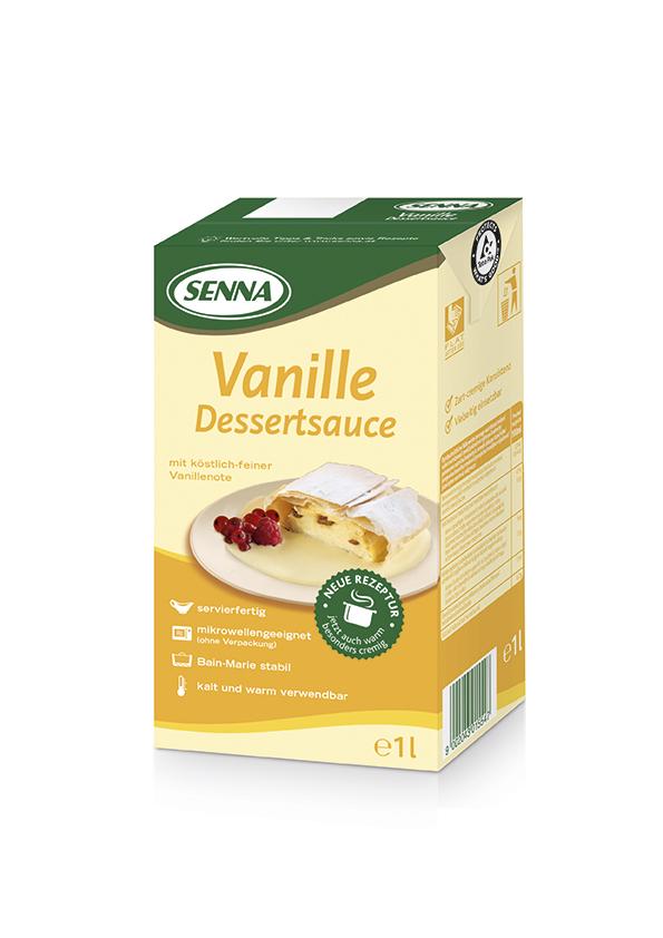 1246215 Senna Vanille Sauce
