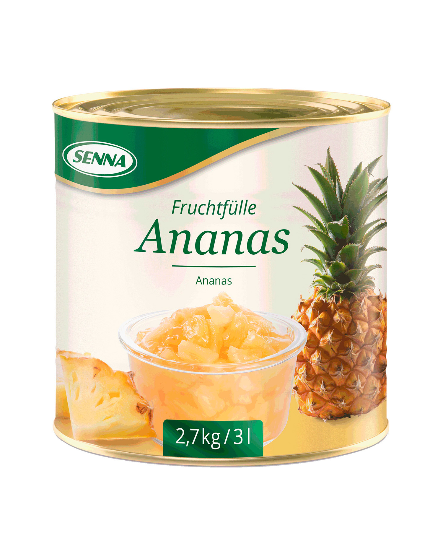 1249135 Senna Ananas Fruchtfuelle 3L