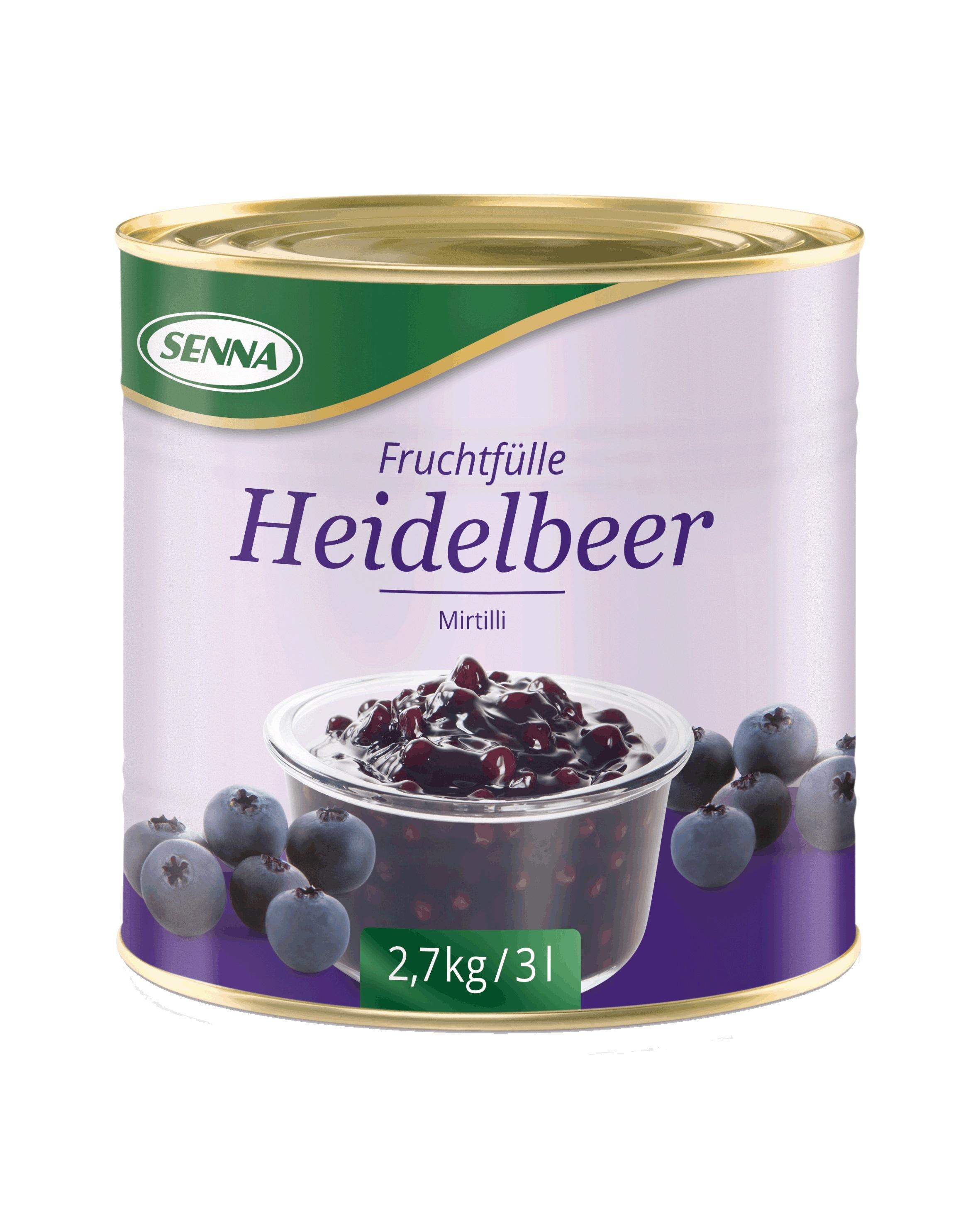 1249155 Senna Heidelbeer Fruchtfuelle 3L