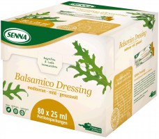 1234523 Senna Balsamico Dressing 80X25Ml