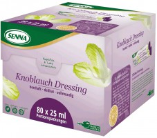 1234526 Senna Knoblauch Dressing 80X25Ml