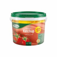 1235220 Senna Ketchup 102Kg Gratis Klein